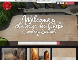 Atelier Des Chefs Promo Codes & Coupons