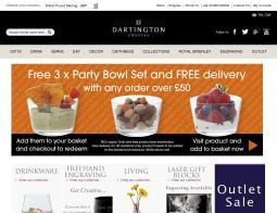 Dartington Crystal Promo Codes & Coupons