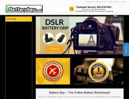 Batterybay Promo Codes & Coupons