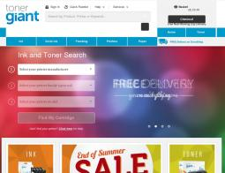 Toner Giant Promo Codes & Coupons