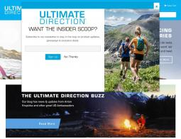 Ultimate Direction Coupon & Promo Code