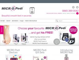 MICRO Pedi Promo Codes & Coupons