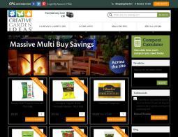 Creative Garden Ideas Promo Codes & Coupons