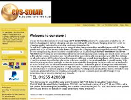 CPS Solar Promo Codes & Coupons