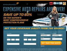 Endurance Vehicle Protection Coupons