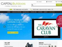 Capital Outdoors Promo Codes & Coupons