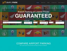 Simply Park and Fly Promo Codes & Coupons