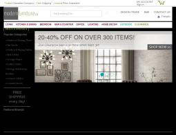 Modern Furniture Canada Promo Codes & Coupons