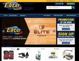 Elite Tools Promo Codes & Coupons