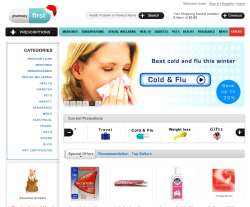 Pharmacy First Promo Codes & Coupons