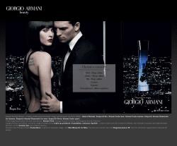 Giorgio Armani Beauty Promo Codes & Coupons