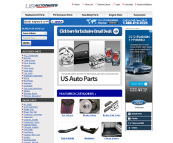 US Auto Parts Promo Codes & Coupons