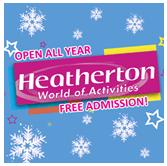 Heatherton World of Activities Promo Codes & Coupons