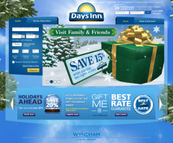 Days Inn Canada Promo Codes & Coupons