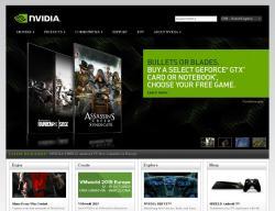 Nvidia UK Promo Codes & Coupons