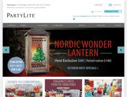 Partylite Canada Promo Codes & Coupons