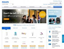 Philips UK Coupons