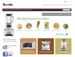 Breville Canada Promo Codes & Coupons