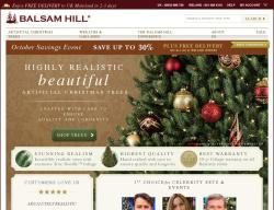 Balsam Hill UK Promo Codes & Coupons