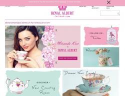 Royal Albert UK Promo Codes & Coupons