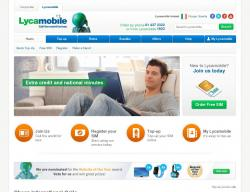 LycaMobile Ireland Promo Codes & Coupons