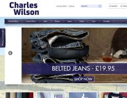 Charles Wilson Promo Codes & Coupons