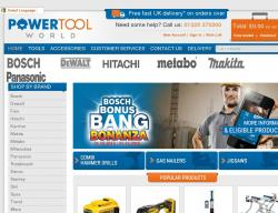 Powertoolworld Promo Codes & Coupons