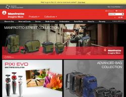 Manfrotto UK Promo Codes & Coupons