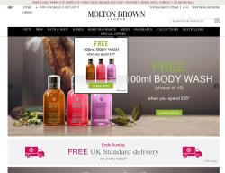 Molton Brown UK Promo Codes & Coupons