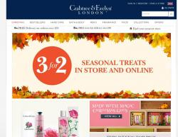 Crabtree Evelyn UK Promo Codes & Coupons