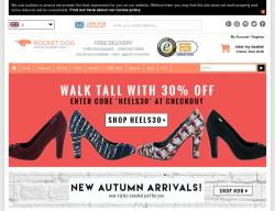 Rocket Dog Promo Codes & Coupons