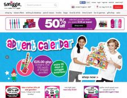 Smiggles Promo Codes & Coupons