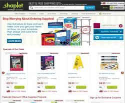 Shoplet Canada Coupons