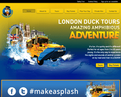 London Duck Tours Promo Code