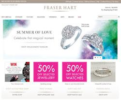 Fraser Hart Promo Codes & Coupons