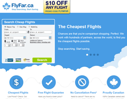 Fly Far Promo Codes & Coupons