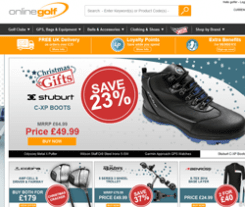 OnlineGolf Coupons
