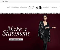 NIC+ZOE Coupon 2018