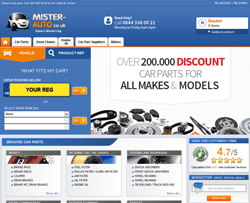 Mister-Auto.co.uk Coupons