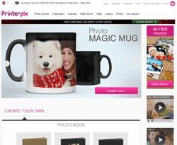 PrinterPix UK Promo Codes & Coupons
