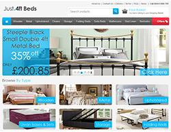 Just 4ft Beds Promo Codes & Coupons
