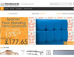 Just Headboards Promo Codes & Coupons