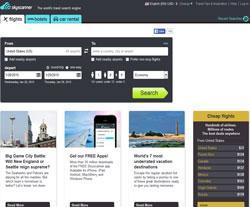 Skyscanner UK Promo Codes & Coupons