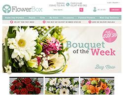 The Flower Box Promo Code