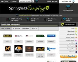 Springfield Camping Promo Codes & Coupons