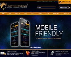 Prestige Vaping Promo Codes & Coupons