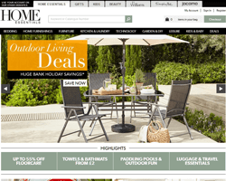 Home Essentials Promo Codes & Coupons