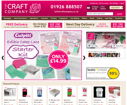 Craft Company Promo Codes & Coupons