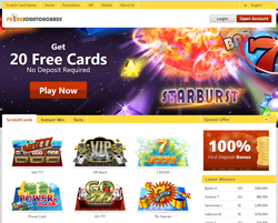 PrimeScratchcards Coupons