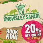Knowsley Safari Park Promo Codes & Coupons